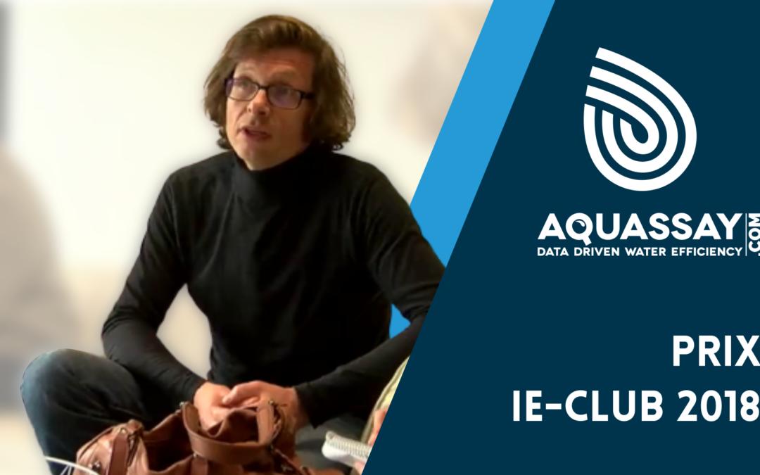 [Vidéo] 7ALimoges | Aquassay et Facil'ITI distingués par le prix IE-Club