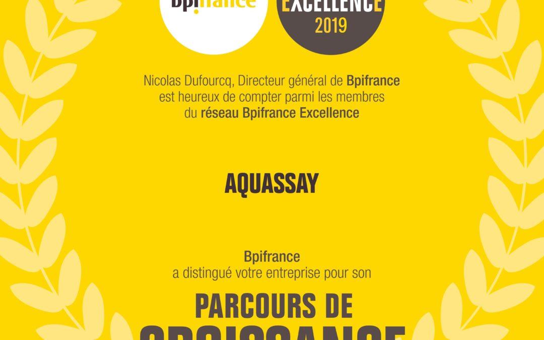 [Certification] BPI FRANCE EXCELLENCE 2019